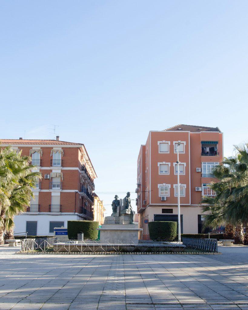 Plaza del Cíjara