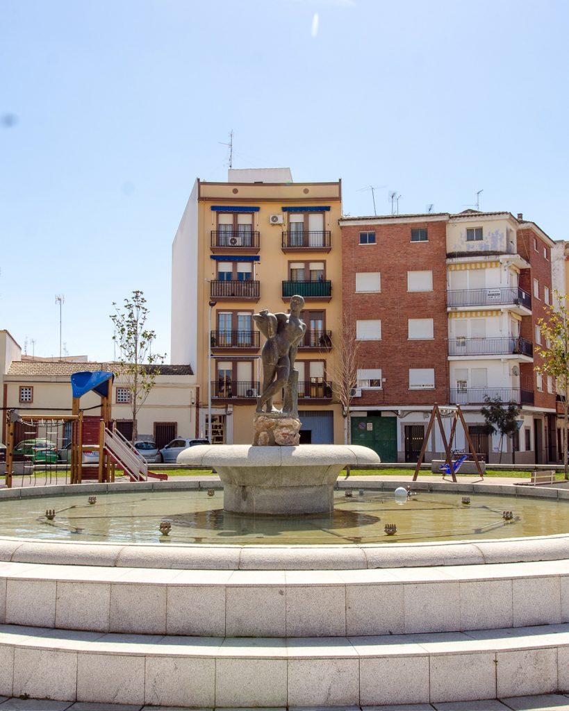 Plaza de Extremadura
