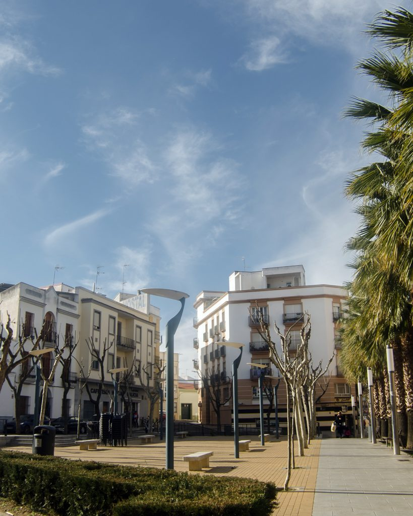 Plaza de Juan Sánchez Cortés