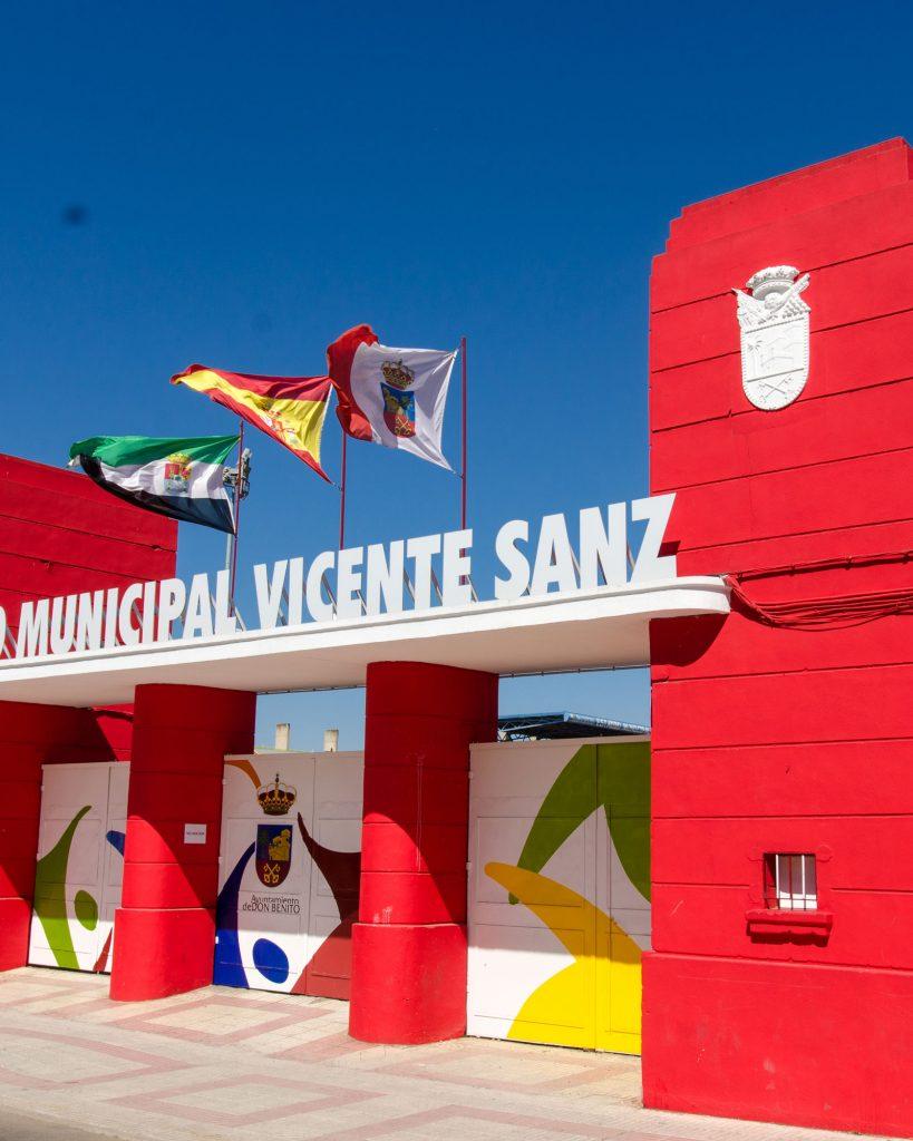 """Estadio Municipal """"Vicente Sanz"""" y Pistas de Atletismo"""