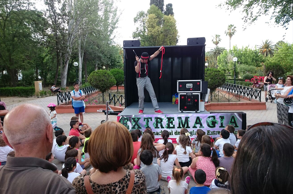 extremagia don benito