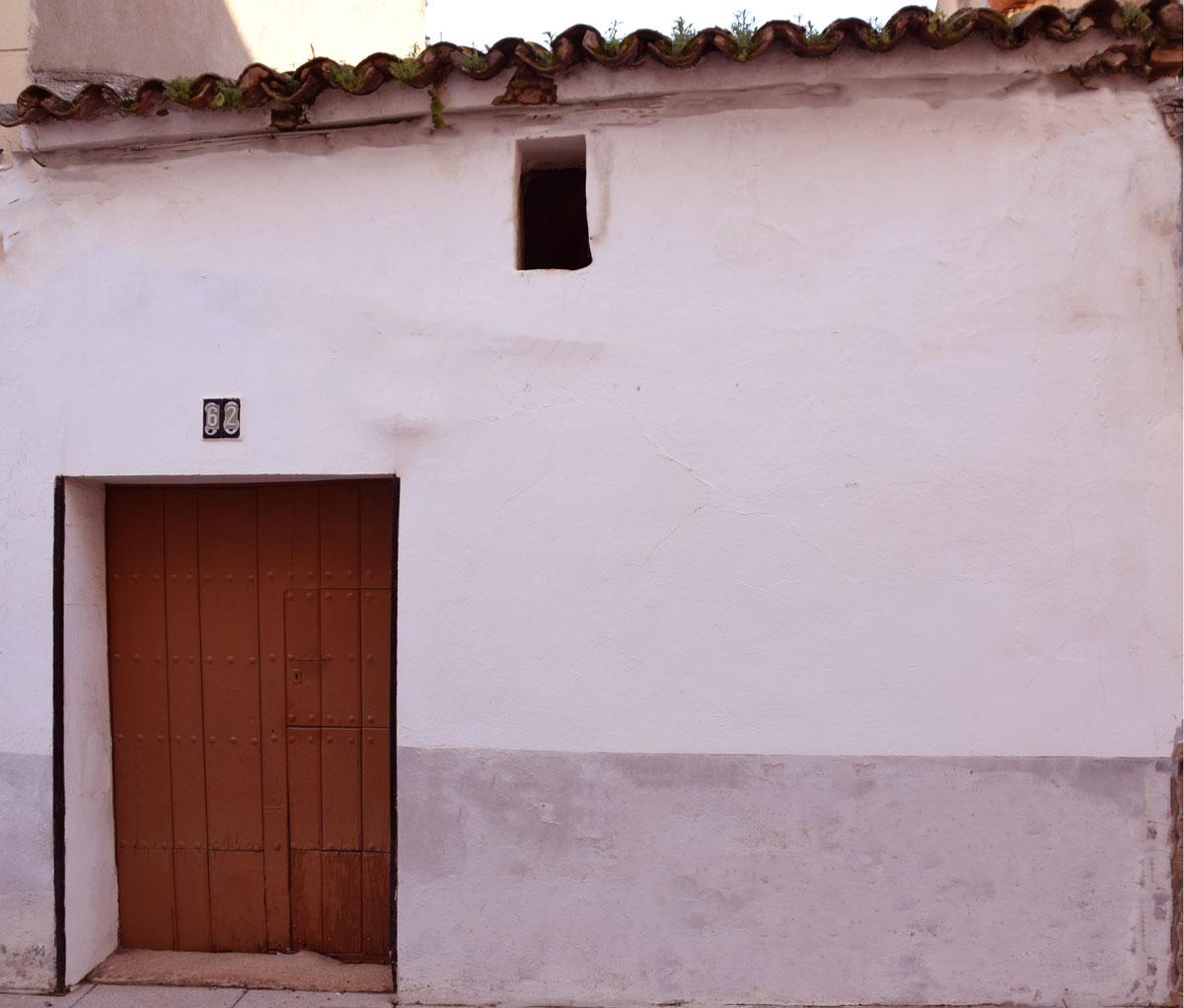 casa jornalero donbenito