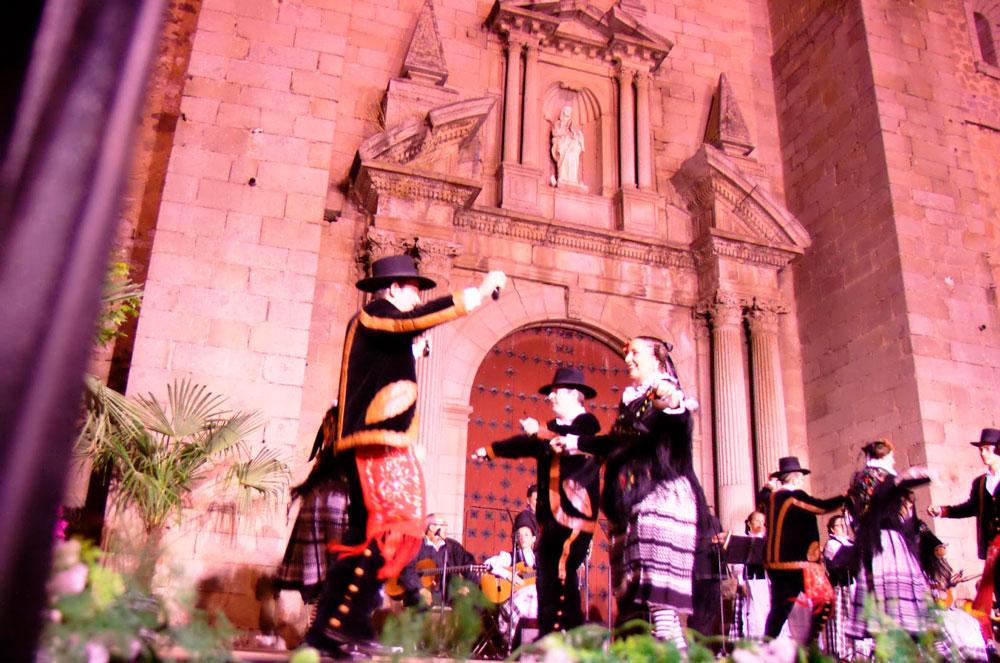 Festival Flolklórico Ciudad de Don Benito